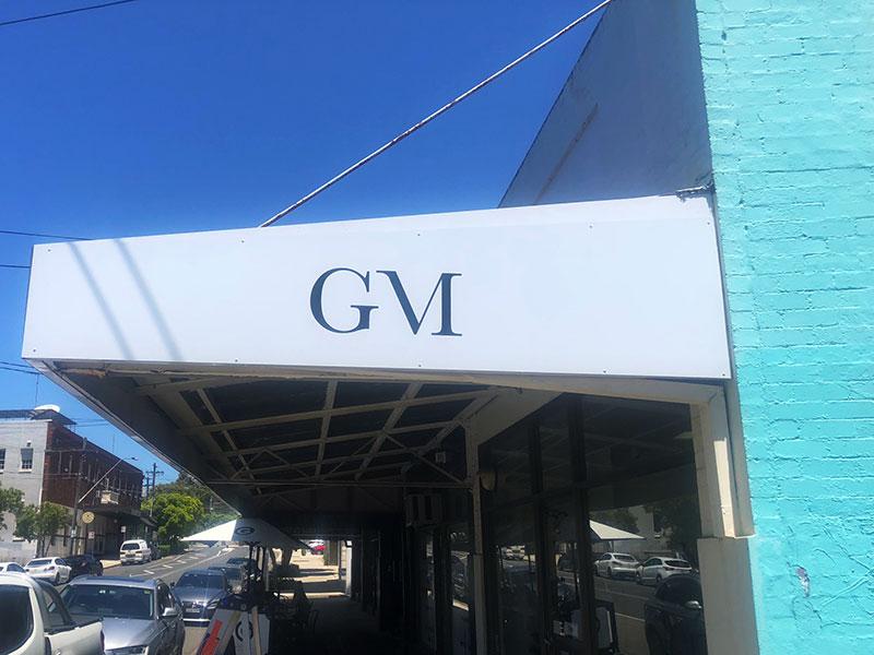 Gilda Maree Hair Get New Signage