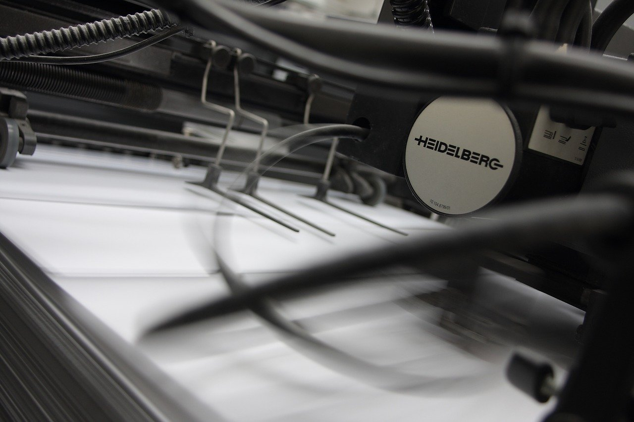printing, offset, graph