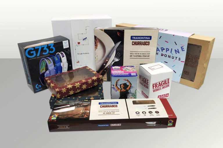Imagination Graphics Packages and boxes