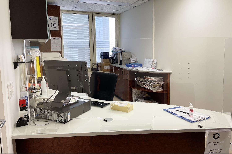 SVH Clinical Admin Desk